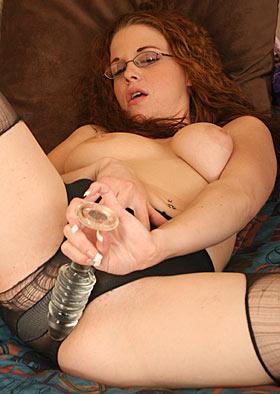 Nerdy Amateur Sexcam Girl